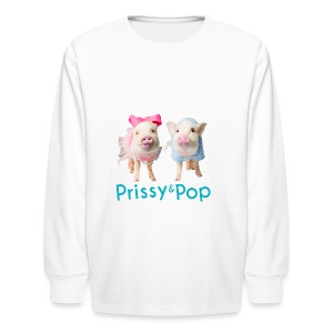 Women's Long sleeve tee - Kids' Long Sleeve T-Shirt