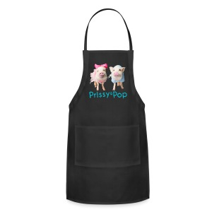 Women's Fitted Tank - Adjustable Apron