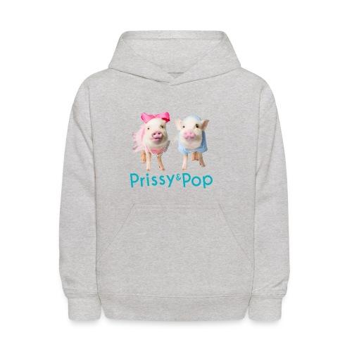 Prissy and Pop Apron - Kids' Hoodie