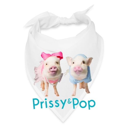 Prissy and Pop Apron - Bandana