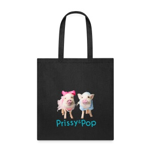Prissy and Pop Apron - Tote Bag