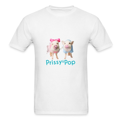 Prissy and Pop Girl's Dress - Men's T-Shirt
