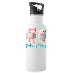 Prissy and Pop Girl's Dress - Water Bottle