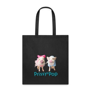 Prissy and Pop Girl's Dress - Tote Bag