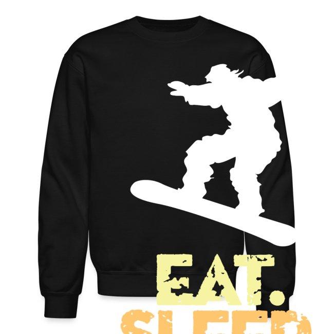 Snowboarder Snow Day
