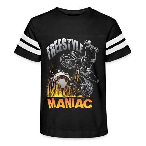 Freestyle Maniac - Kid's Vintage Sport T-Shirt