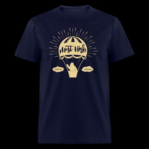 Most High_Cream - Men's T-Shirt