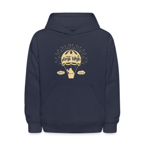 Most High_Cream - Kids' Hoodie