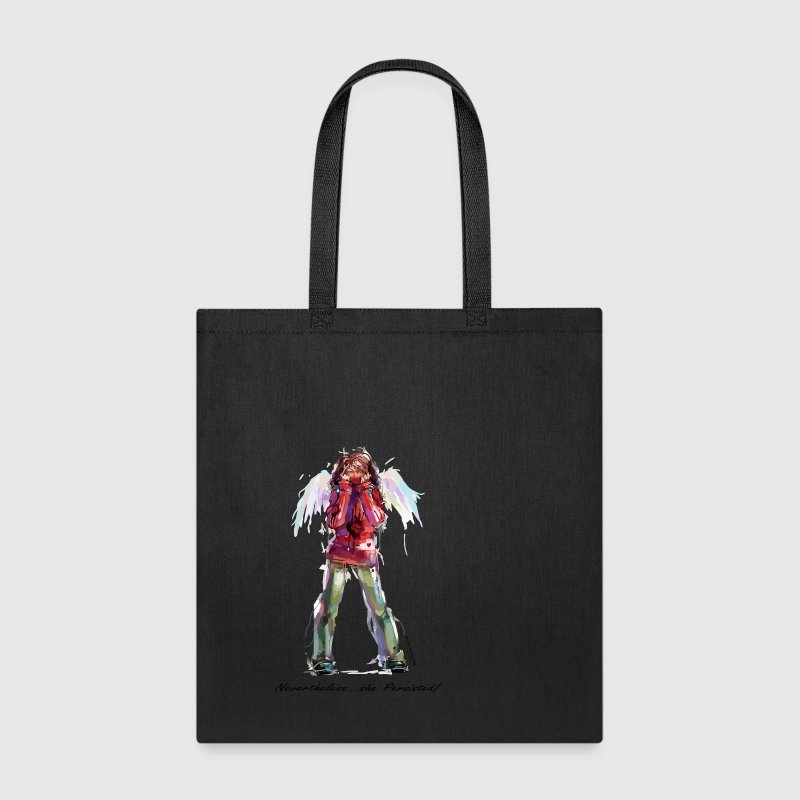 NEVERTHELESS... She Persisted! Bags & backpacks - Tote Bag