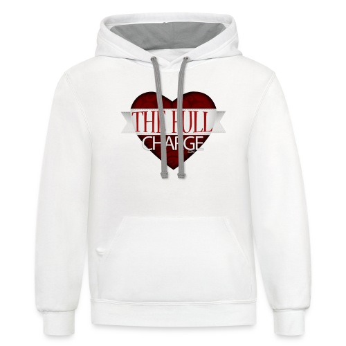 TFC HEART Limited Edition Girls Tshirt - Contrast Hoodie