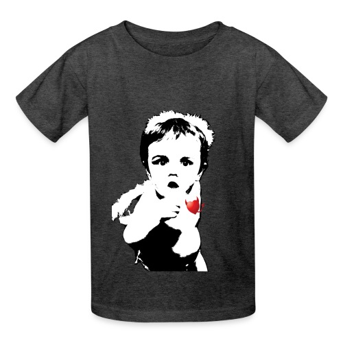 Bad Cupid - Kids' T-Shirt