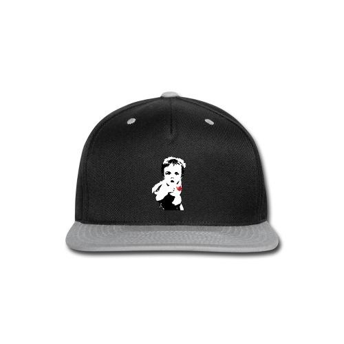 Bad Cupid - Snap-back Baseball Cap