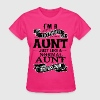 TATTOOED AUNT T-Shirts - Women's T-Shirt