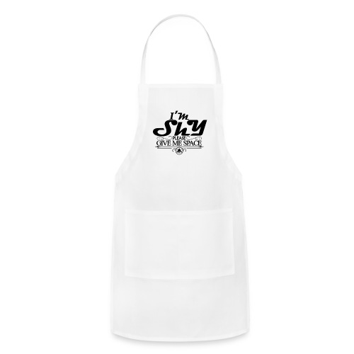I AM SHY - Adjustable Apron