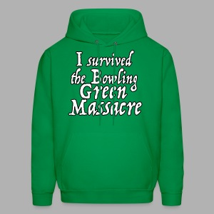I Survived the Bowling Green Massacre - Men's Hoodie