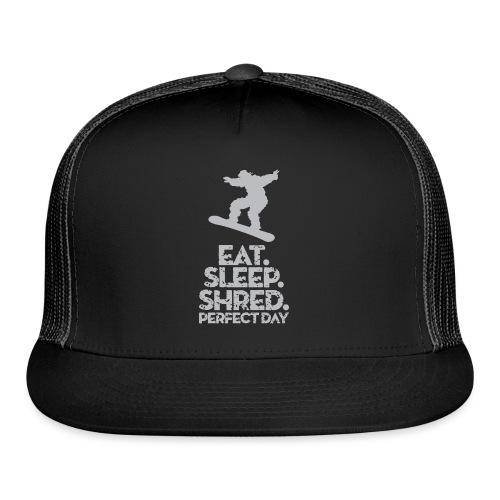 Snowboarder Shred - Trucker Cap