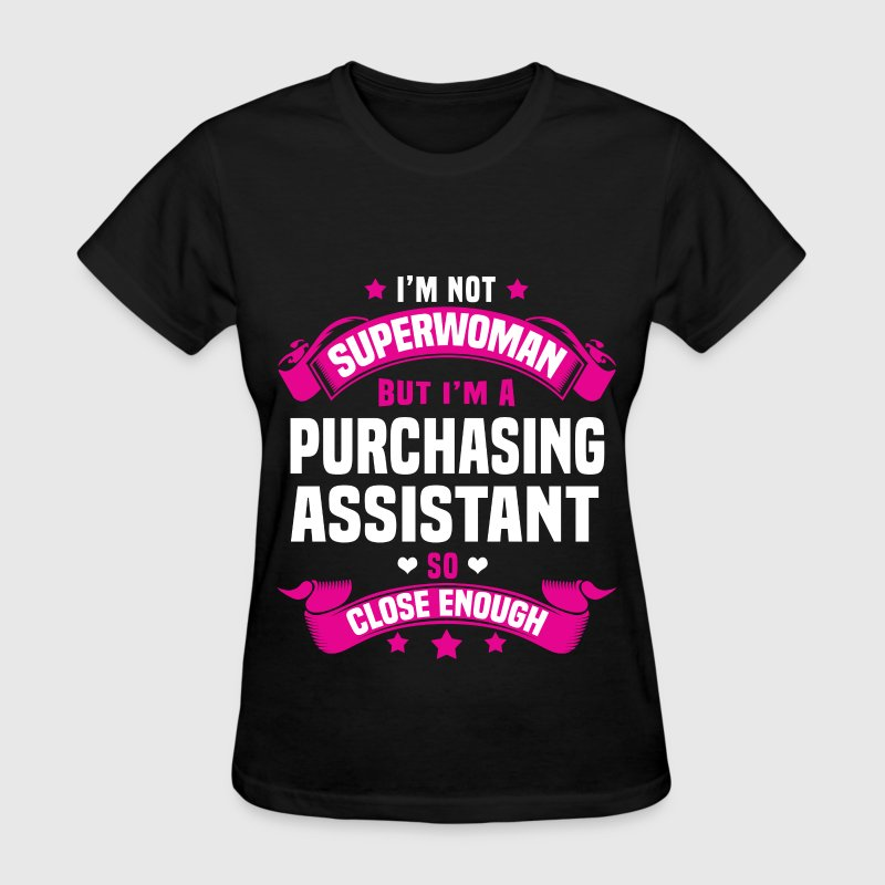 Purchasing Assistant Tshirt - Women's T-Shirt