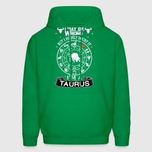 I AM A TAURUS T-Shirts - Men's Hoodie