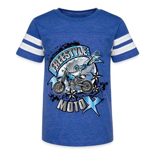 Freestyle MotoX - Kid's Vintage Sport T-Shirt