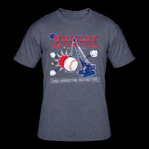 Wrigley Wrecking Crew - Men's 50/50 T-Shirt