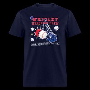 Wrigley Wrecking Crew - Men's T-Shirt