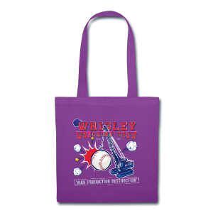 Wrigley Wrecking Crew - Tote Bag