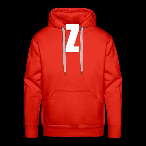 Zac_Crew's Men T-Shirt - Men's Premium Hoodie