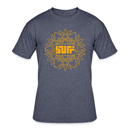 Surf - Men's 50/50 T-Shirt