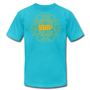 Surf - Men's T-Shirt by American Apparel