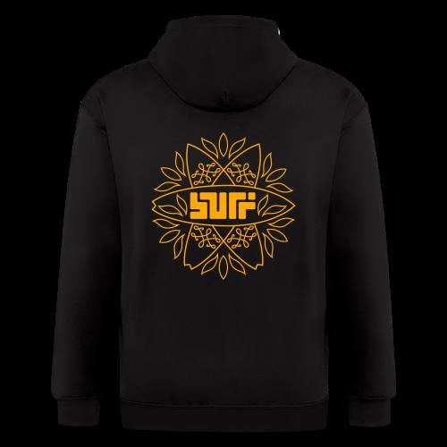 Surf - Men's Zip Hoodie