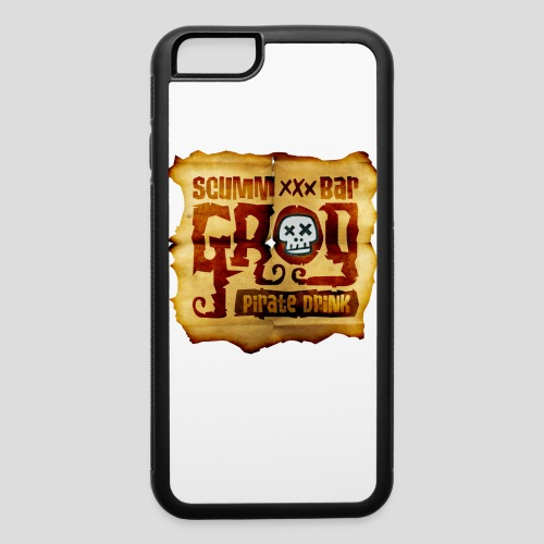 Monkey Island: Scumm Bar Grog - iPhone 6/6s Rubber Case