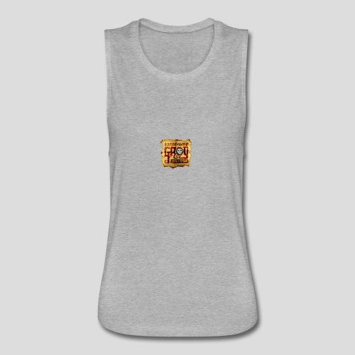 Monkey Island: Scumm Bar Grog - Women's Flowy Muscle Tank by Bella