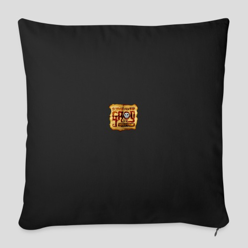 Monkey Island: Scumm Bar Grog - Throw Pillow Cover