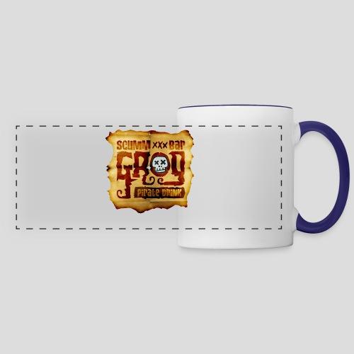 Monkey Island: Scumm Bar Grog - Panoramic Mug
