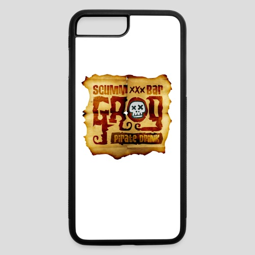 Monkey Island: Scumm Bar Grog - iPhone 7 Plus/8 Plus Rubber Case