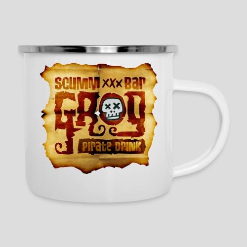 Monkey Island: Scumm Bar Grog - Camper Mug
