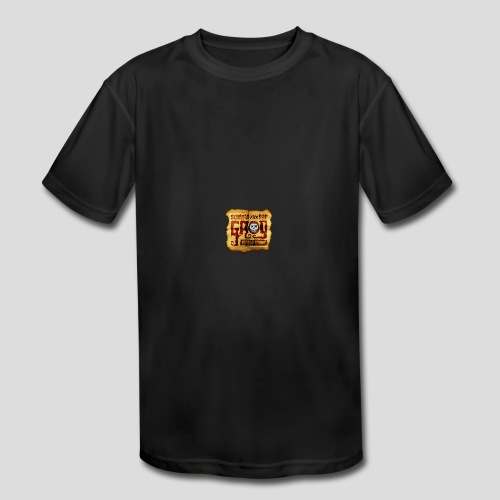 Monkey Island: Scumm Bar Grog - Kids' Moisture Wicking Performance T-Shirt