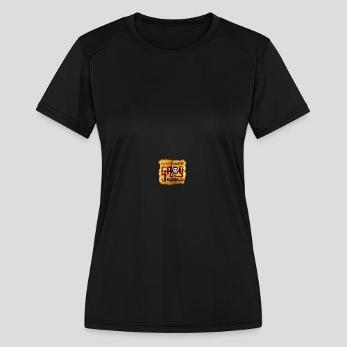 Monkey Island: Scumm Bar Grog - Women's Moisture Wicking Performance T-Shirt