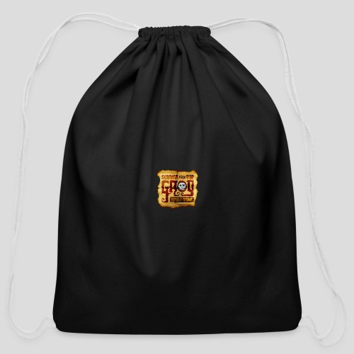 Monkey Island: Scumm Bar Grog - Cotton Drawstring Bag