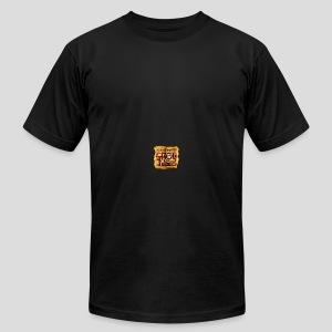 Monkey Island: Scumm Bar Grog - Men's Fine Jersey T-Shirt