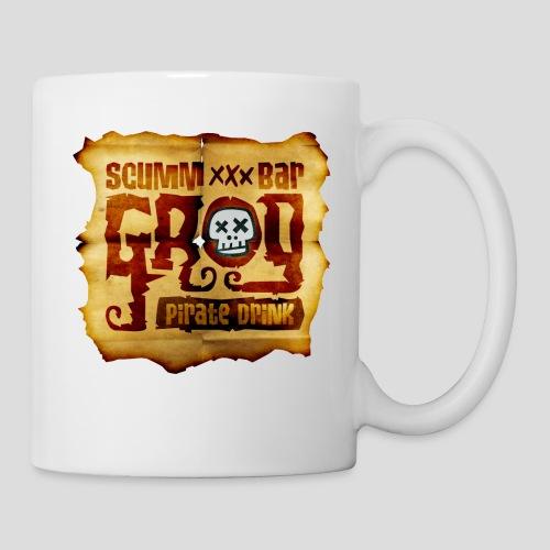 Monkey Island: Scumm Bar Grog - Coffee/Tea Mug