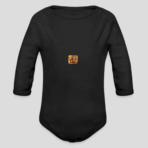 Monkey Island: Scumm Bar Grog - Organic Long Sleeve Baby Bodysuit