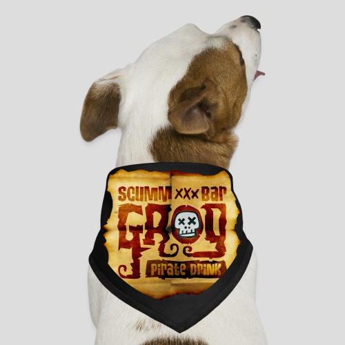 Monkey Island: Scumm Bar Grog - Dog Bandana