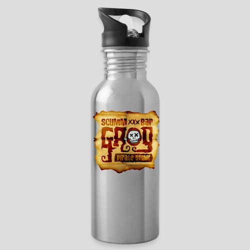 Monkey Island: Scumm Bar Grog - Water Bottle