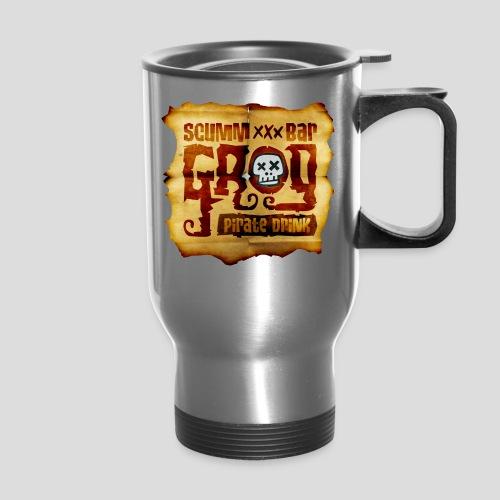 Monkey Island: Scumm Bar Grog - Travel Mug