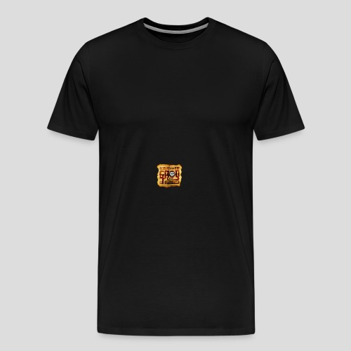 Monkey Island: Scumm Bar Grog - Men's Premium T-Shirt