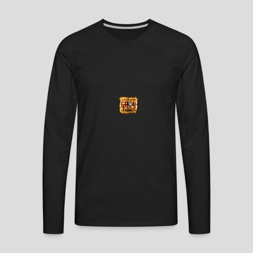 Monkey Island: Scumm Bar Grog - Men's Premium Long Sleeve T-Shirt