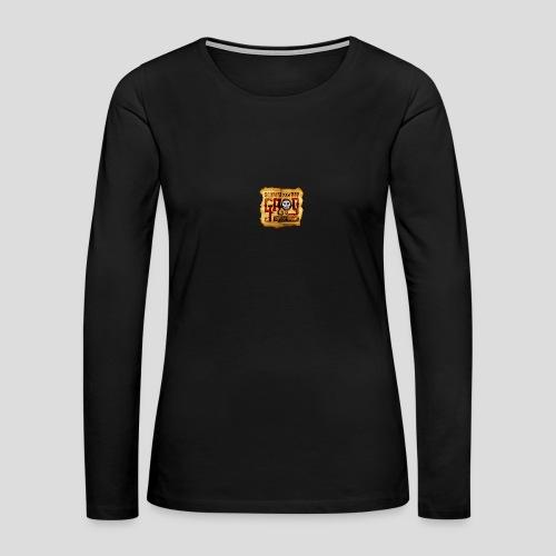 Monkey Island: Scumm Bar Grog - Women's Premium Long Sleeve T-Shirt