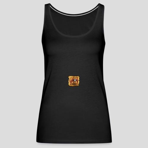 Monkey Island: Scumm Bar Grog - Women's Premium Tank Top