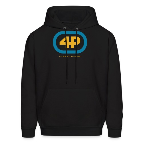 4Player Retro Logo (Color) - Women's T Shirt - Men's Hoodie